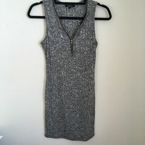 forever 21 ambiance zipper dress